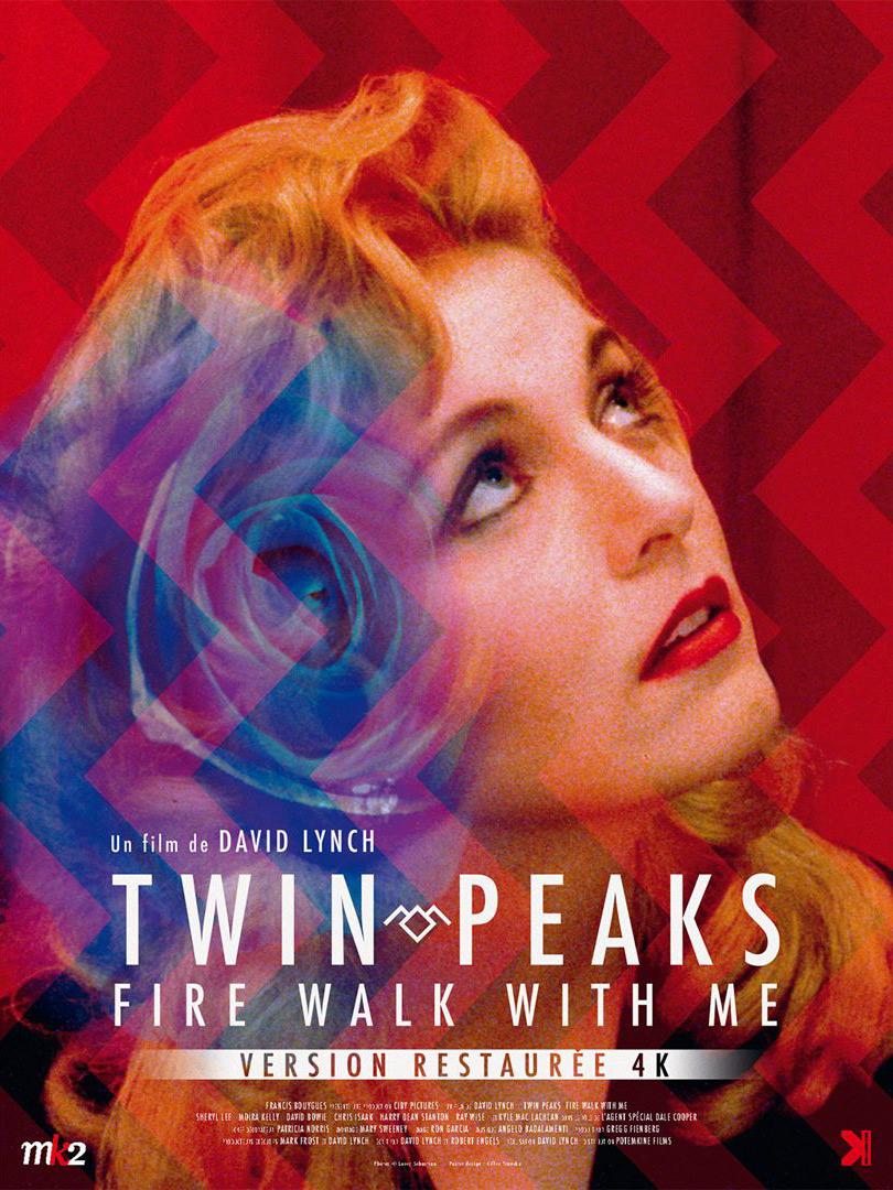 Affiche film Twin Peaks