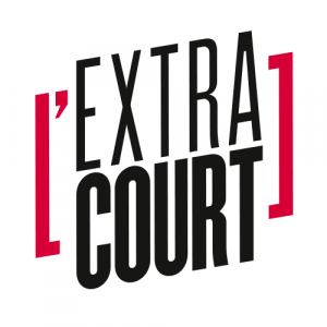 Logo L'extra court
