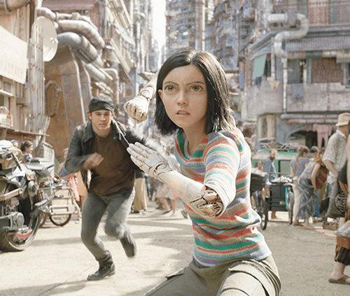 Photo du film Alita