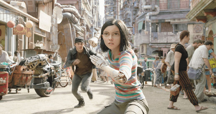 Photo du film Alita