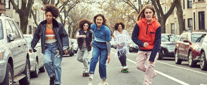 Photo du film Skate kitchen