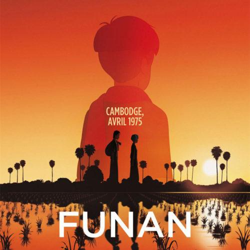 Affiche du film Funan