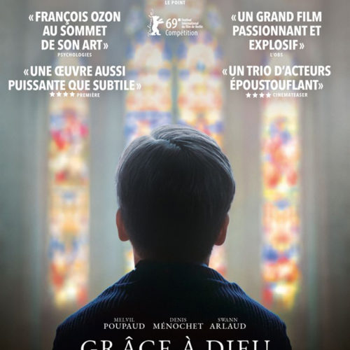 Affiche du film Grâce à Dieu
