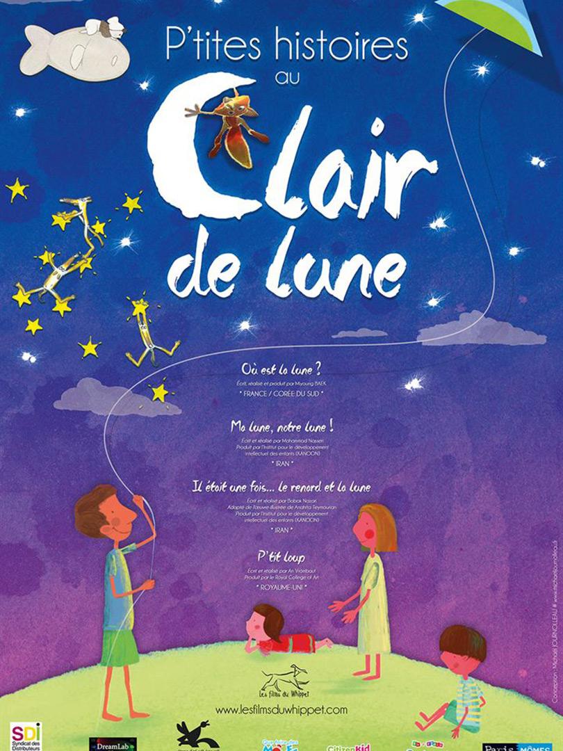 Affiche du film Ptites histoires au clair de lune