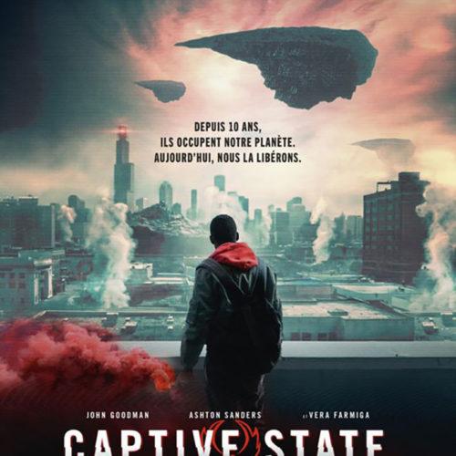 Affiche du film Captive state
