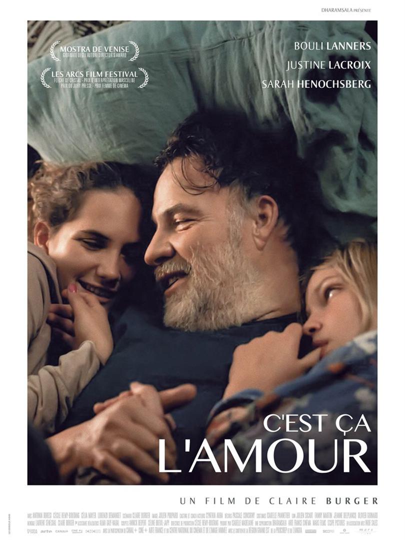 Affiche du film C'est ça l'amour