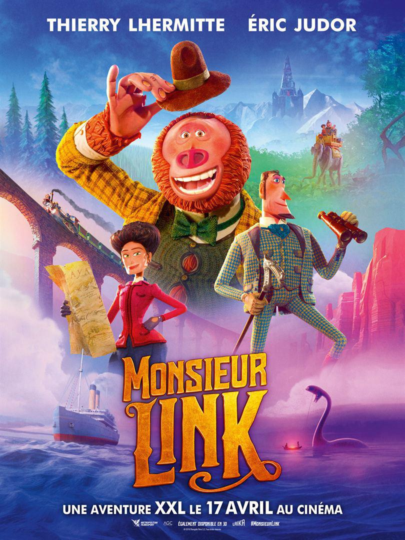 Affiche du film Monsieur Link