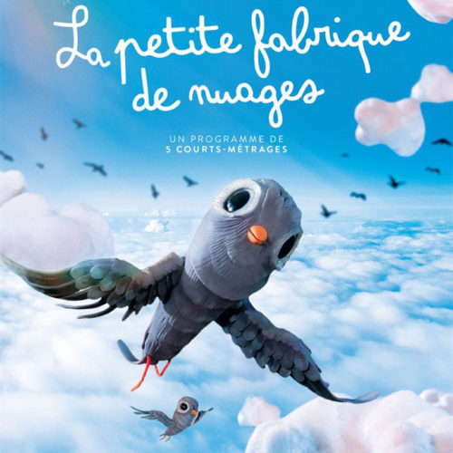 Affiche du film La petite fabrique de nuages