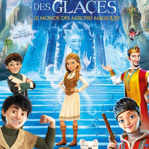 Affiche du film La princesse des glaces