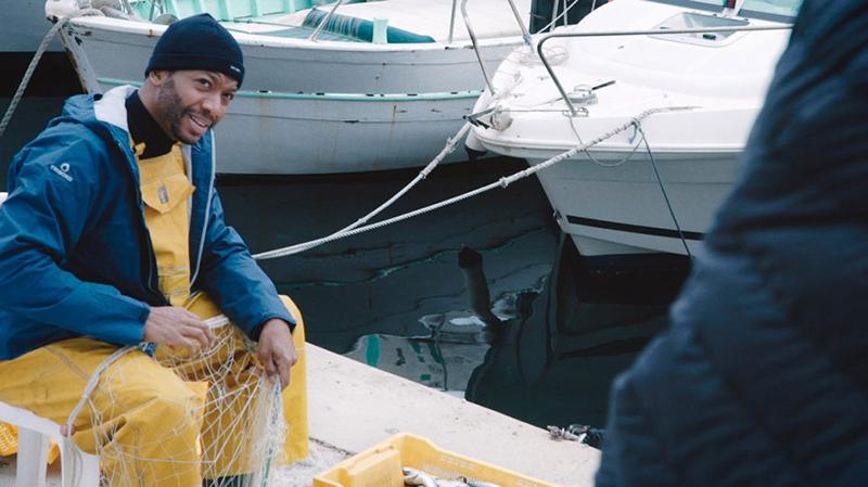 Photo du court métrage Le pêcheur et l'homme d'affaires