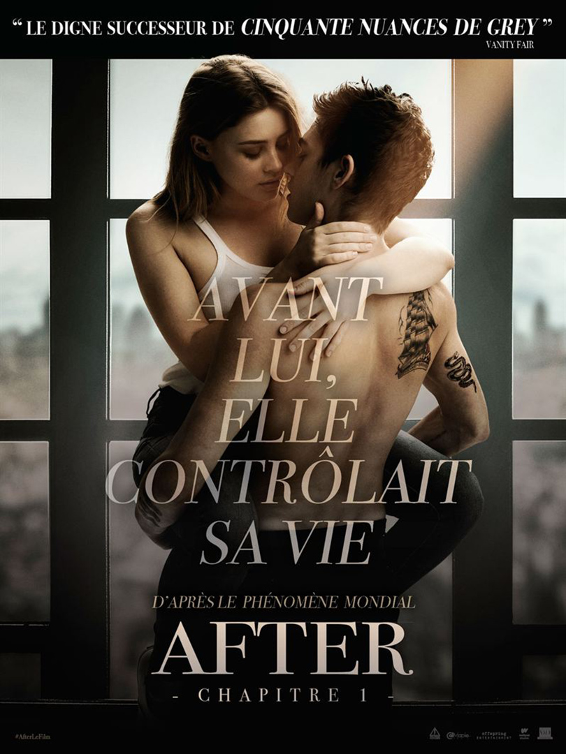 Affiche du film After : chapitre1