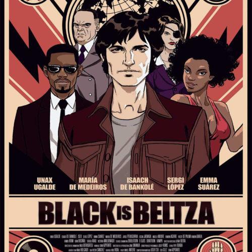 Affiche du film Black is beltza