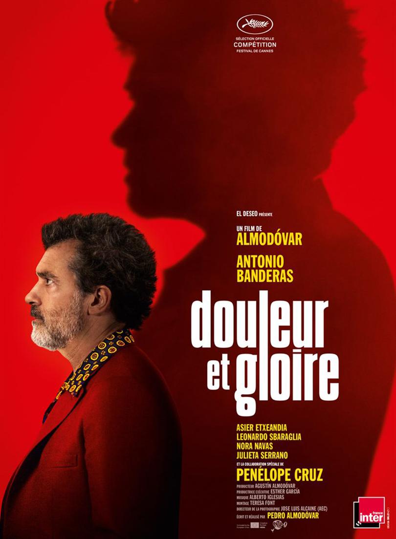 Affiche du film Douleur et gloire