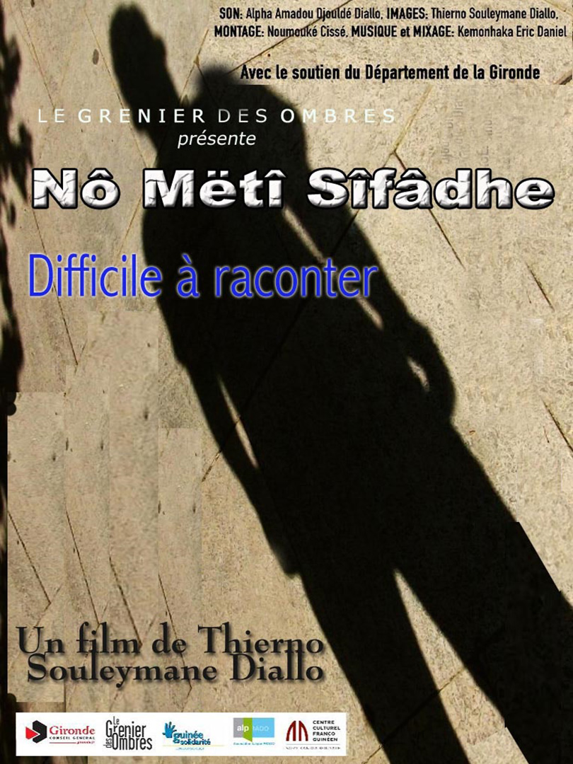 Affiche du film No Meti Sifadhe (difficile à raconter)