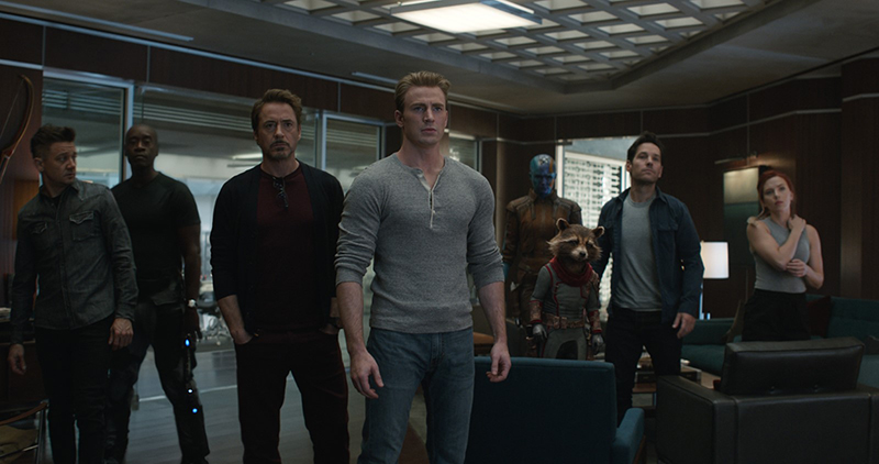 Photo du film Avengers, endgame