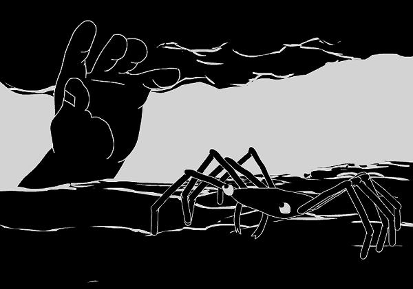 Photo du court métrage La révolution des Crabes