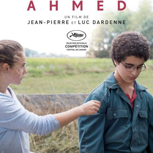 Affiche du film Le jeune Ahmed