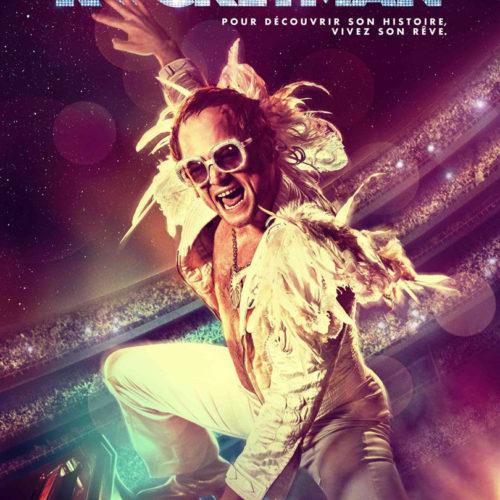 Affiche du film Rocketman
