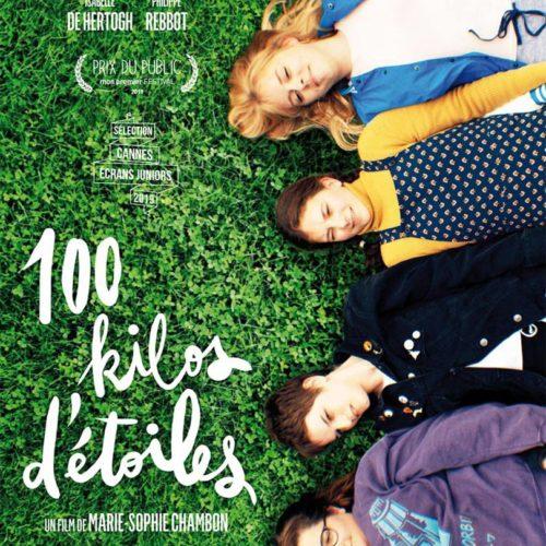 Affiche du film 100 kilos d'Etoiles