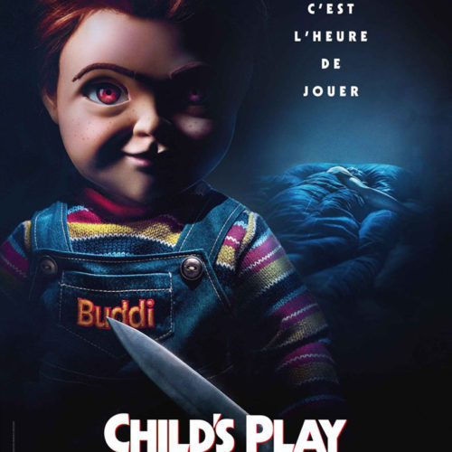 Affiche du film Child's play