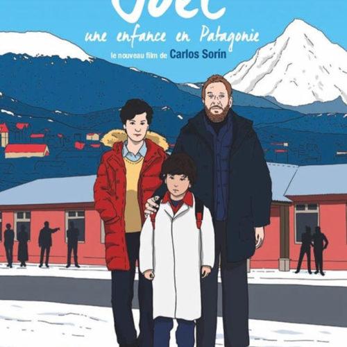Affiche du film Joel Une Enfance En Patagonie