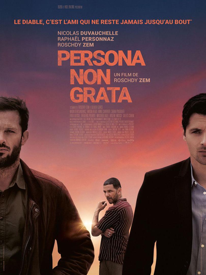Affiche du film Persona Non Grata