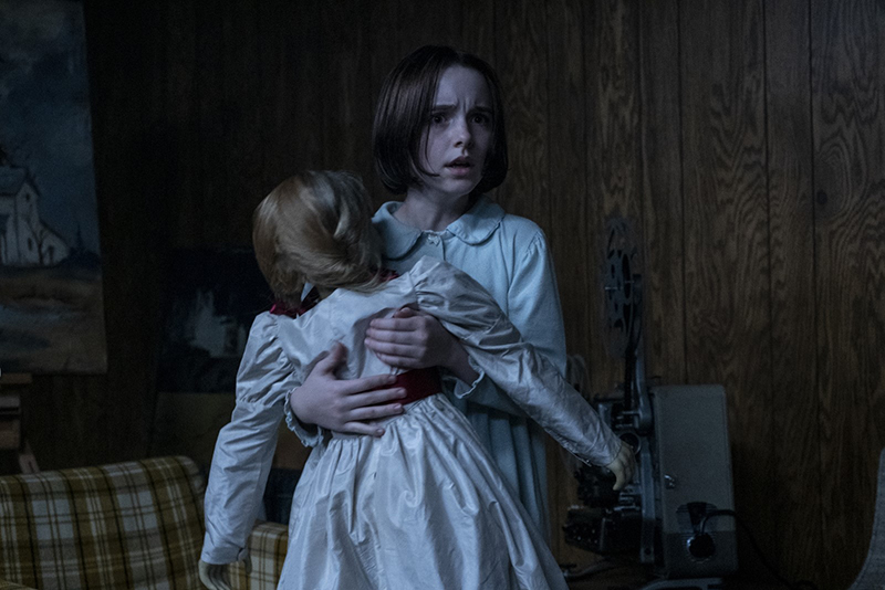 Photo du film Annabelle 3