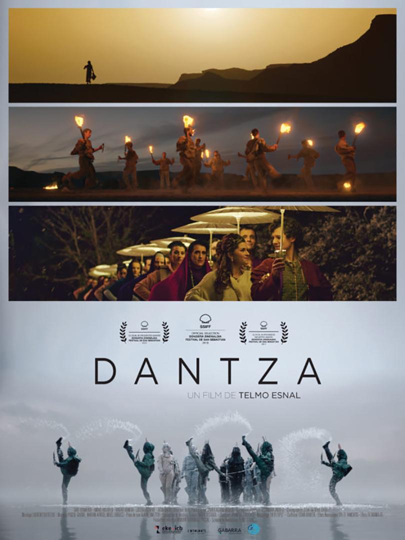 Affiche du film Dantza