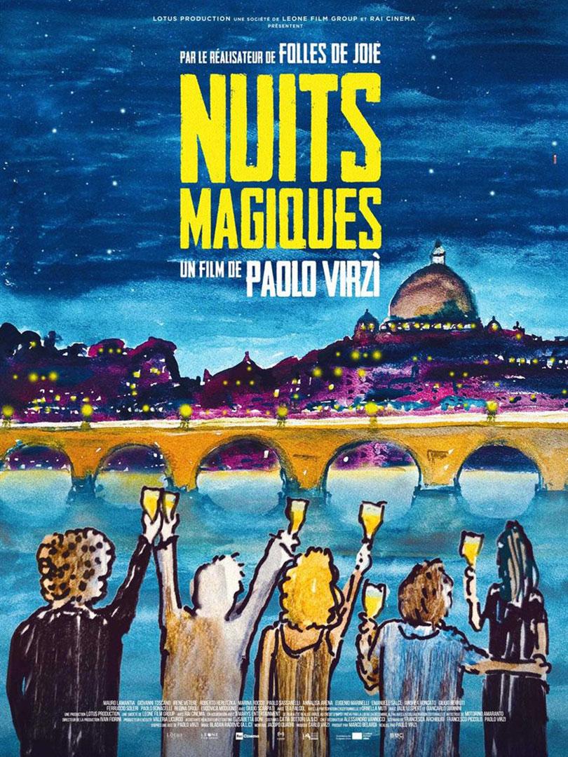 Affiche du film Nuits magiques