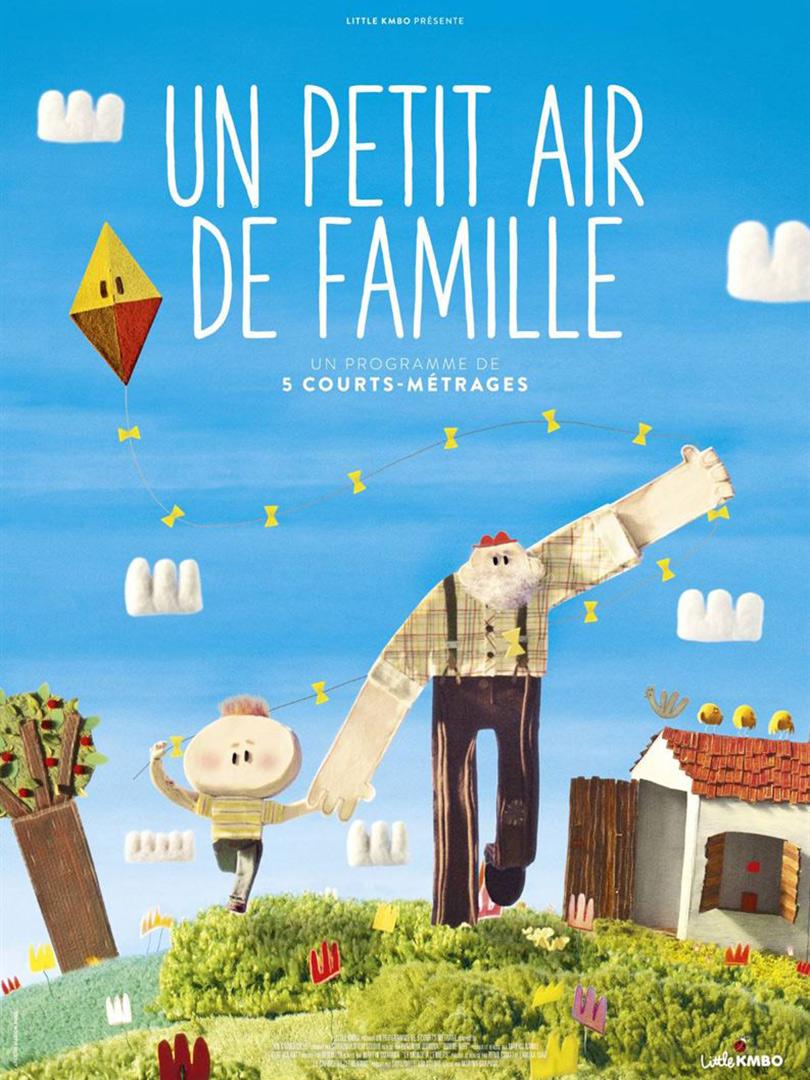 Affiche du film Un petit air de famille