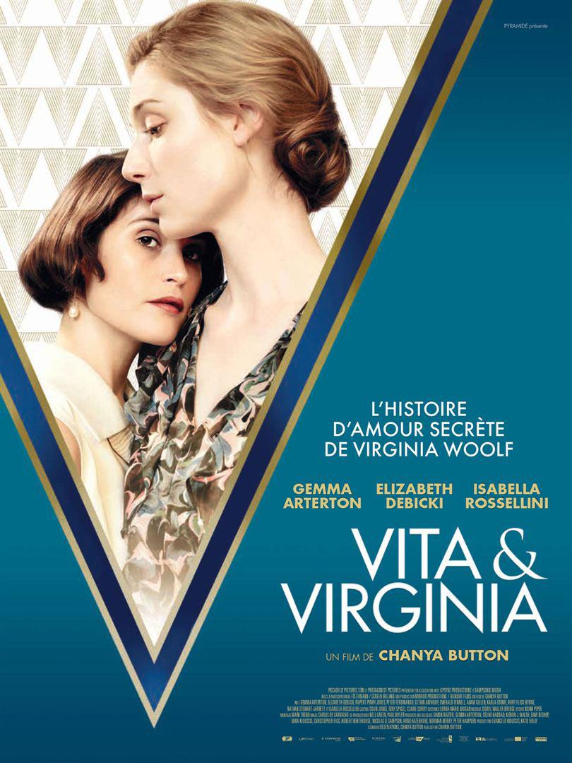 Affiche du film Vita & Virginia
