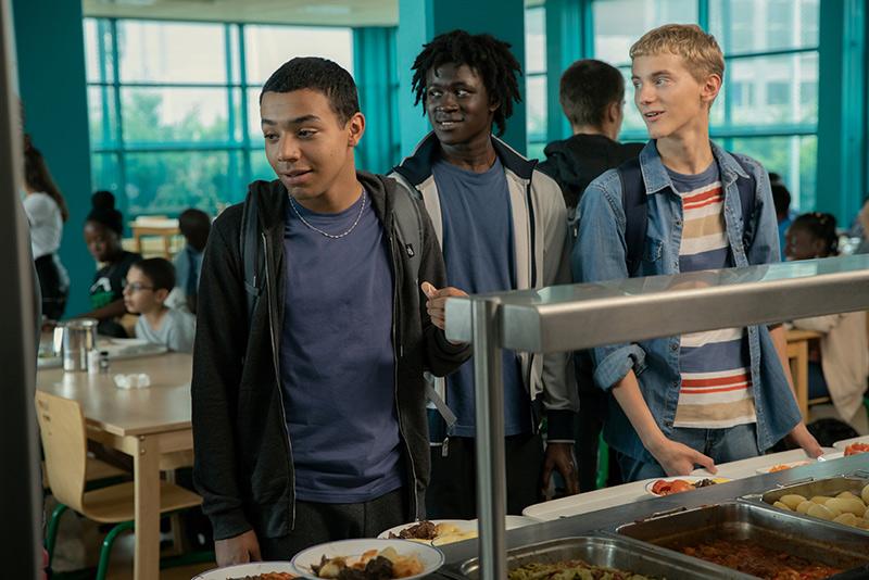 Photo du film La vie scolaire