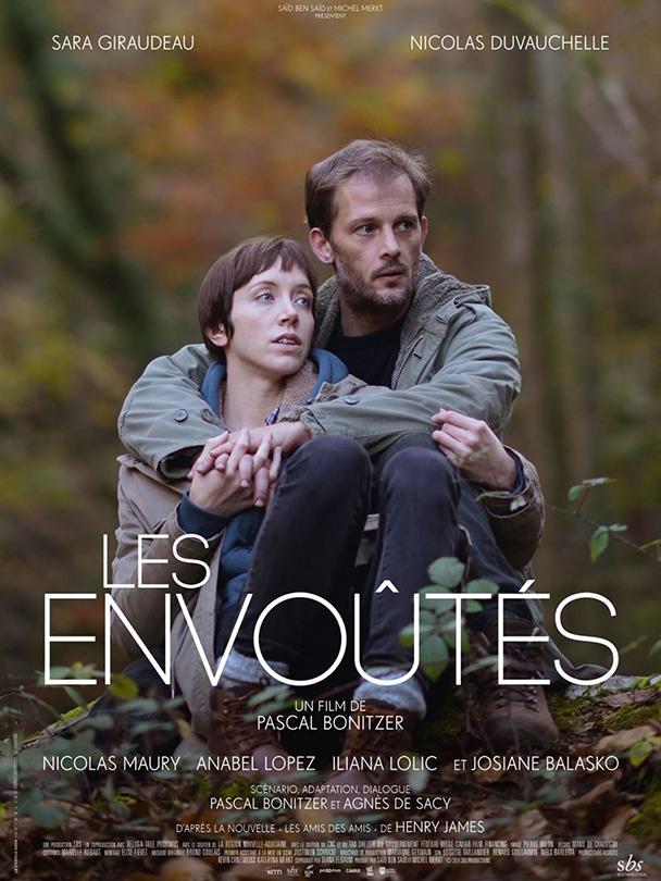 Affiche du film Les envoûtés