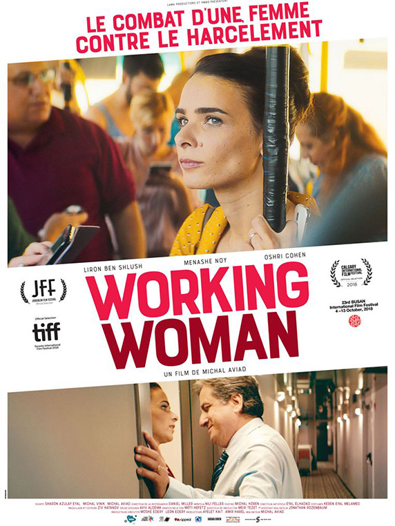Affiche du film Working woman
