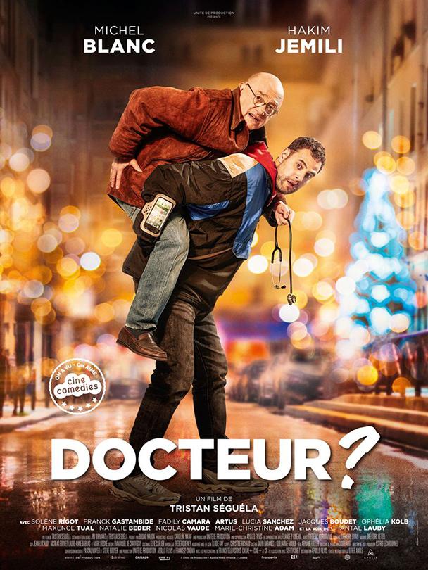 Affiche du film Docteur