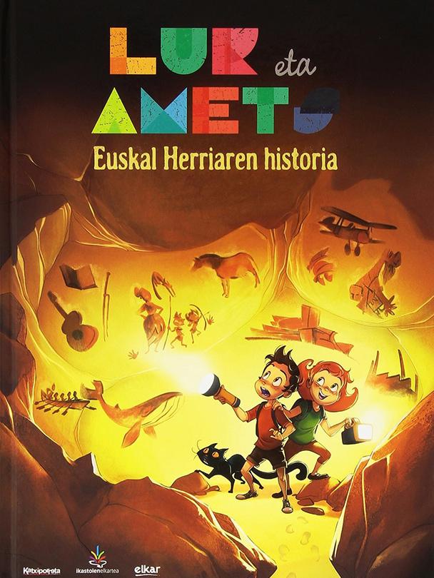 Affiche du film Lur eta Amets