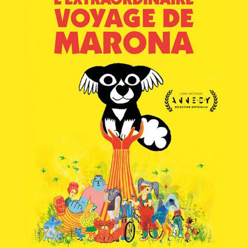 Affiche du film Marona