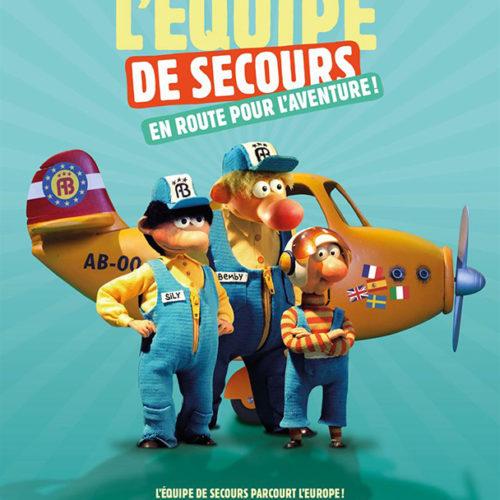 Affiche du film L'équipe de secours