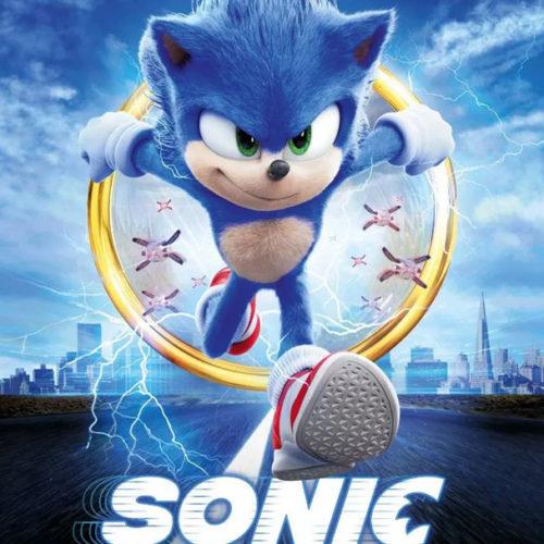 Affiche du film Sonic