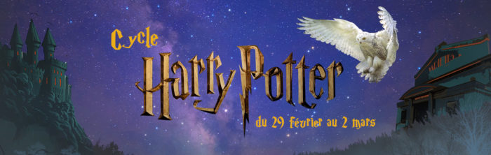 Bandeau Cycle Harry Potter