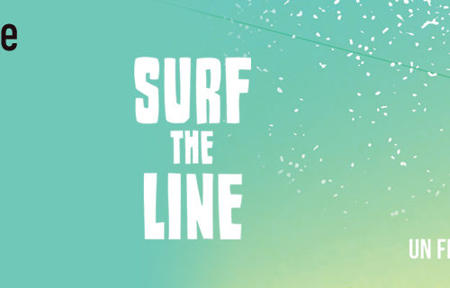 Bandeau Surf the line