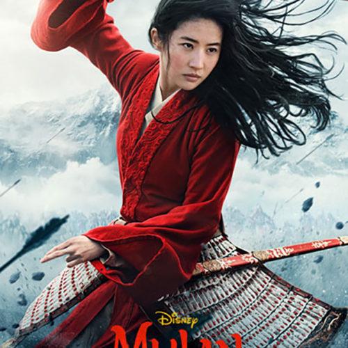 Affiche du film Mulan