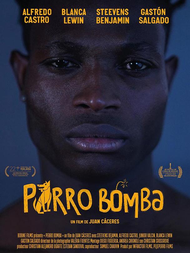 Affiche du film Perro bomba