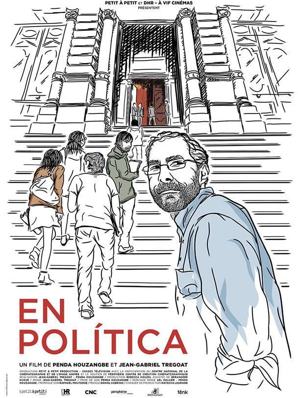 Affiche du film En politica