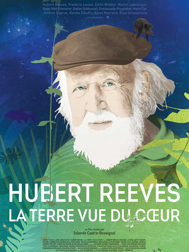 Affiche du film Hubert Reeves