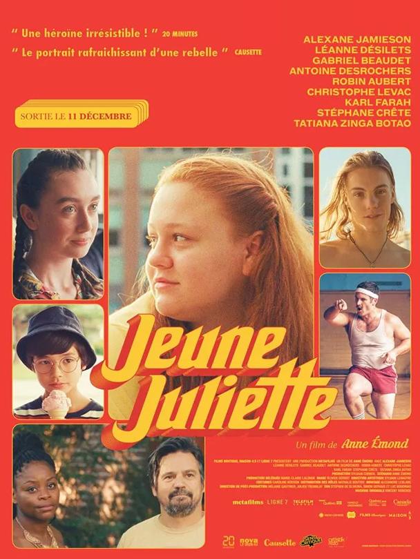 Affiche du film Jeune Juliette