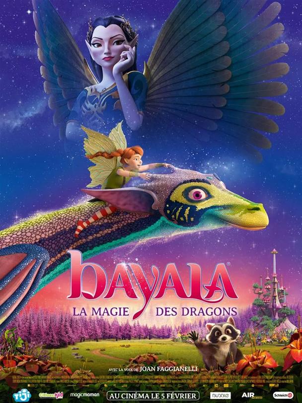 Affiche du film Bayala