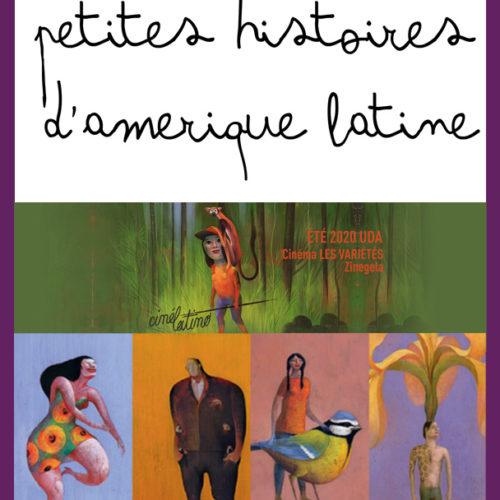 Affiche du programme Petites histoires d'Amérique latine