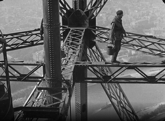 Photo du court métrage La toilette de la Tour Eiffel