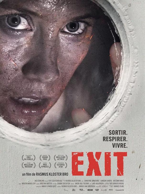 Affiche du film Exit